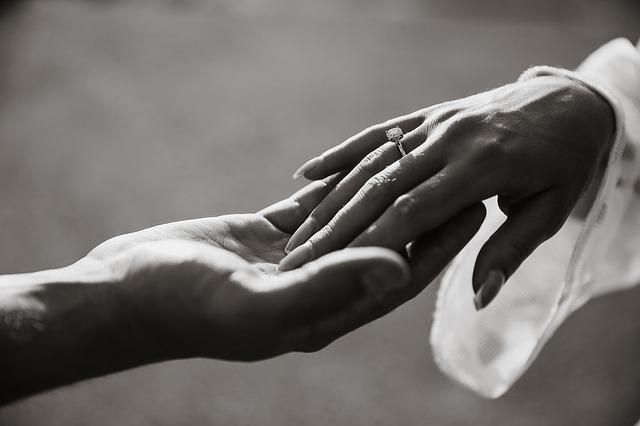 Zaręczyny na walentynki