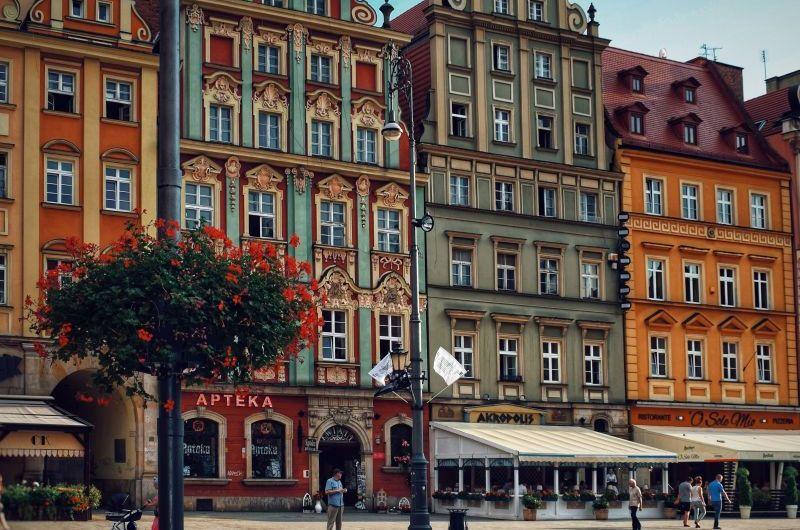 Wrocław Mihaela Holhos